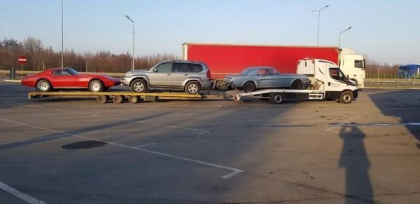 lawety do transportu samochodów