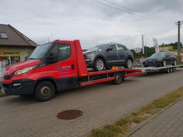 transport aut osobowych
